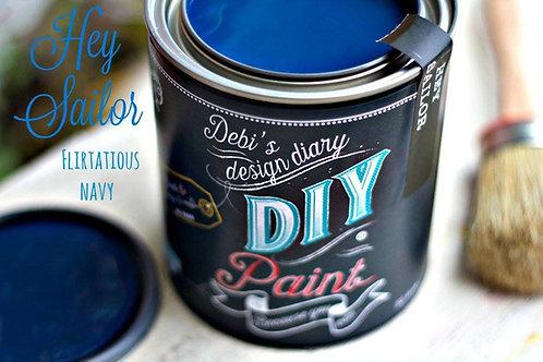 Debi's Design Diary DIY Paint -Hey Sailor