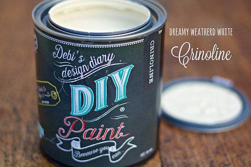 Debi's Design Diary DIY Paint - Crinoline