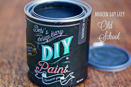 Debi's Design Diary DIY Paint - Old School