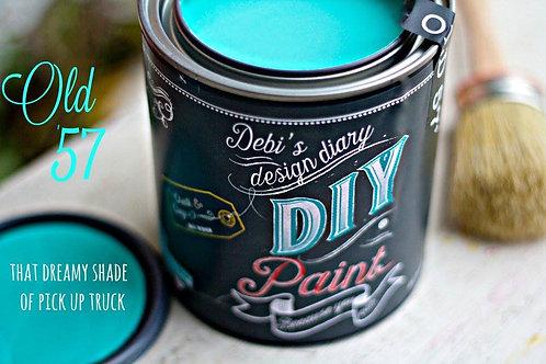 Debi's Design Diary DIY Paint - Old '57