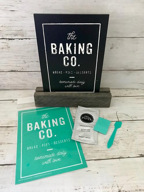 Baking Co. Craft Kit