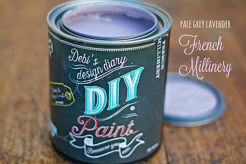 Debi's Design Diary DIY Paint - French Millinery