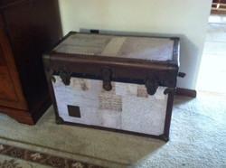 trunk antique
