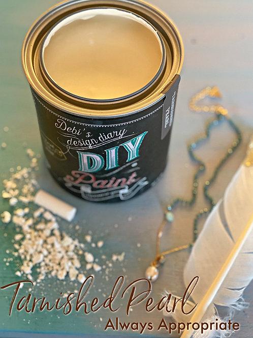 Debi's Design Diary DIY Paint -Tarnished Pearl