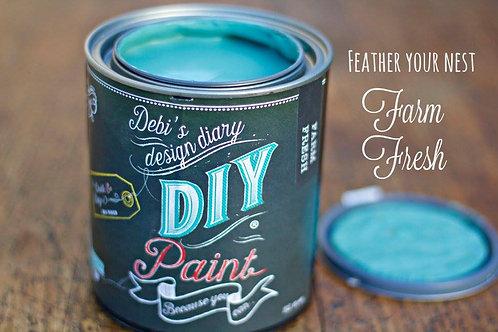 Debi's Design Diary DIY Paint - Farm Fresh