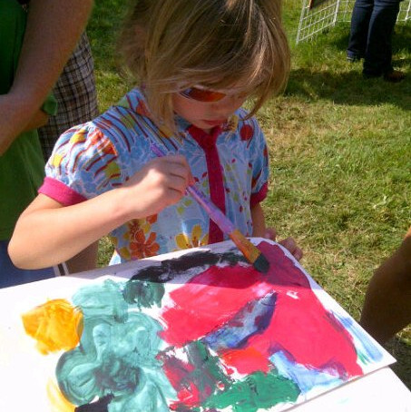 The Summer Art Fair is Back for 2021 !  Now Accepting Artist Applications.