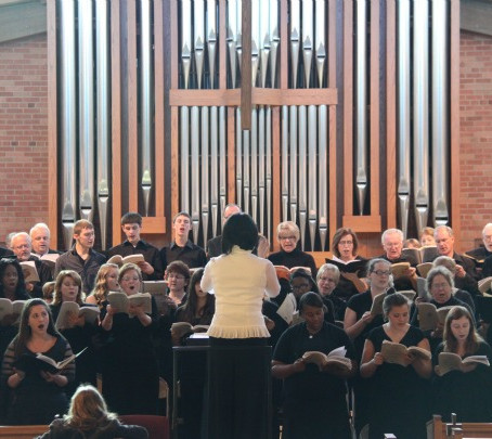 Calling all Singers for Messiah 2017