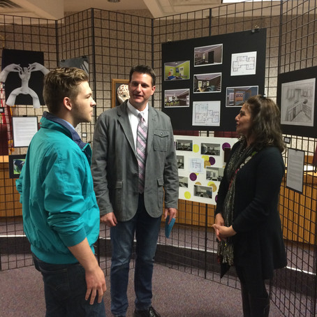 2018 GBAC Student Scholarship Art Show
