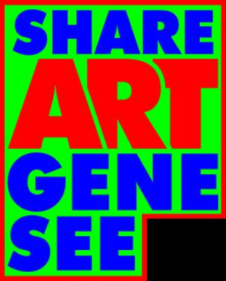 Share Art Genesee- Grant Awarded!