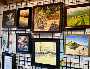 Tom Myer Art Exhibits