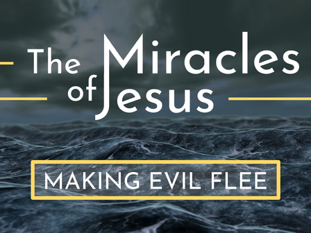 Making Evil Flee