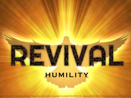 Revival Humility