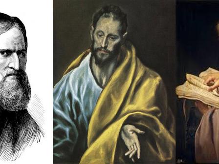 James, Simon, and Judas