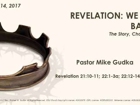 Revelation: We Are Back!