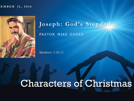 Joseph: God's Stepdad