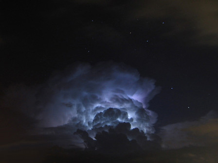 God's Voice in the Thunder