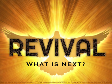 Revival: What is Next?