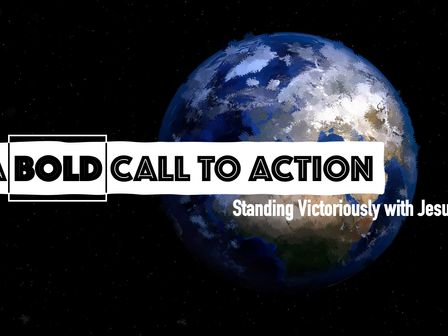 Standing Victoriously With Jesus