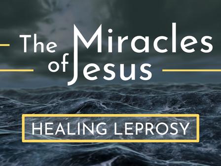 Healing Leprosy