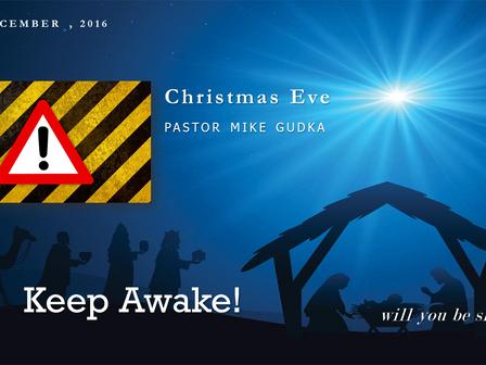 Keep Awake!