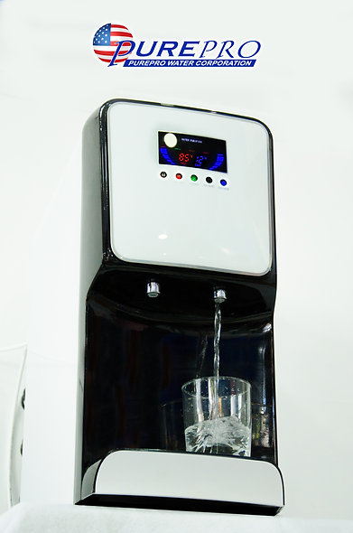 Dispensador de agua digital