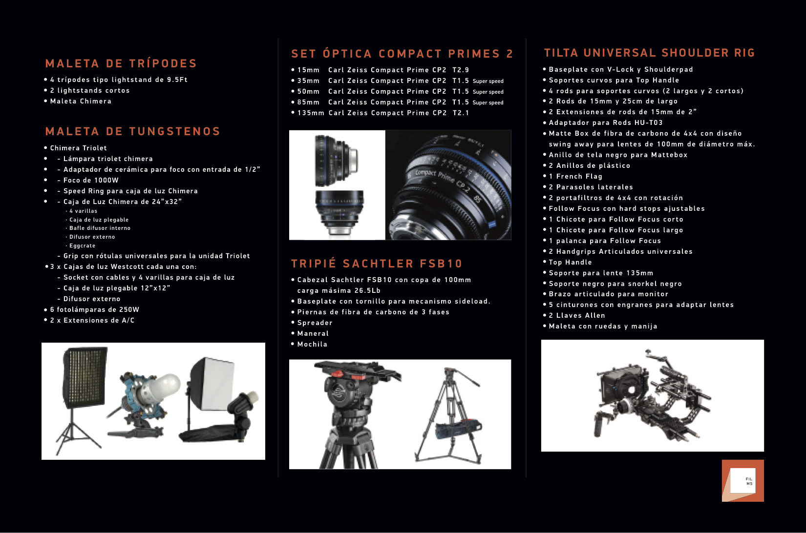 Brochure Films 09