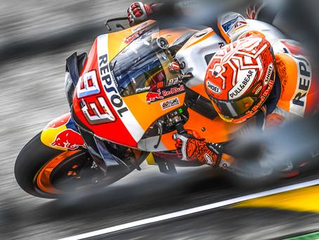 MotoGP Alemanha – Marquez vence e bate mais um recorde
