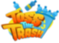 Toss the Trash logo