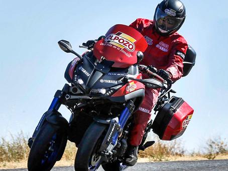 La Vuelta de España e Yamaha Niken