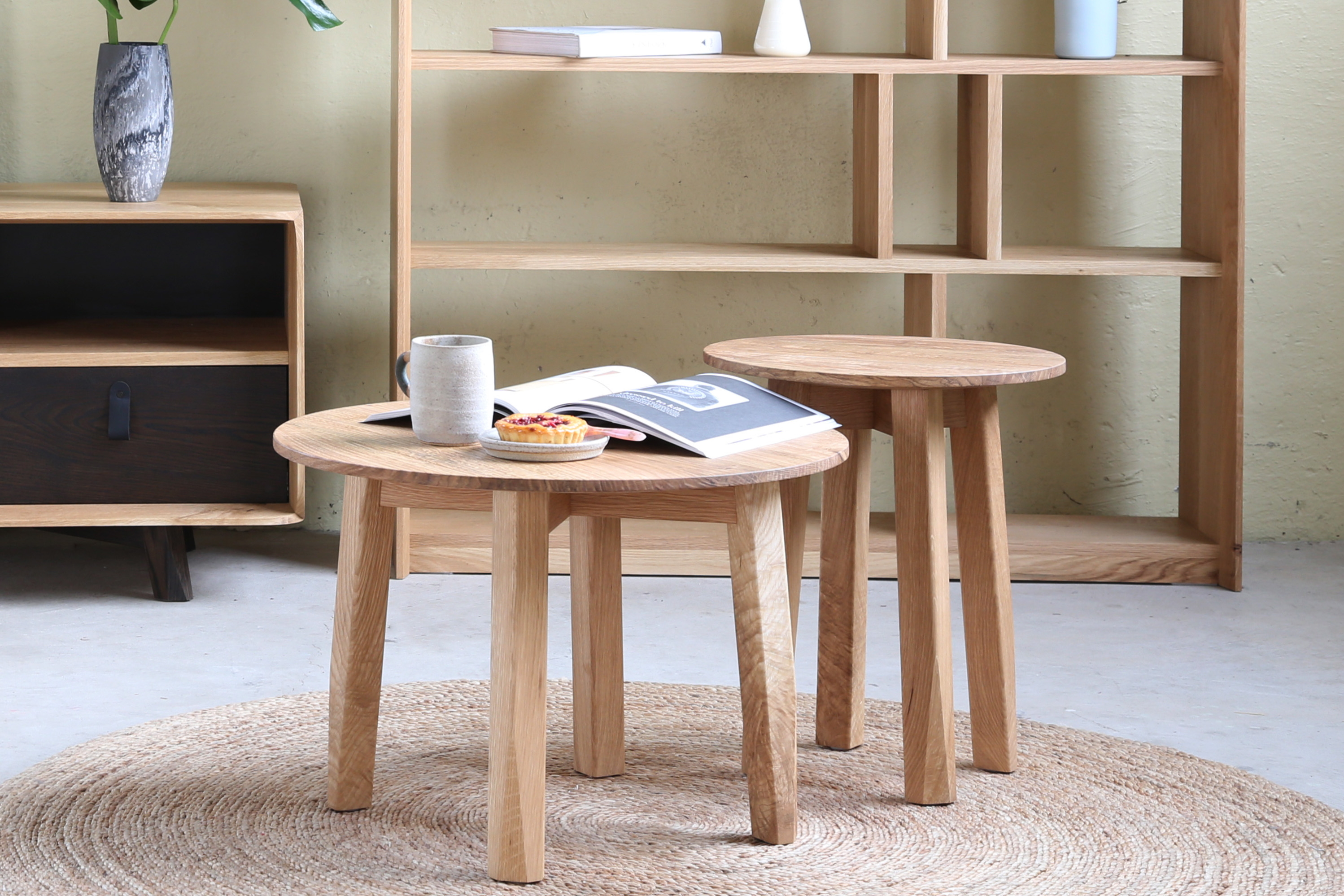 Stellar Side Tables