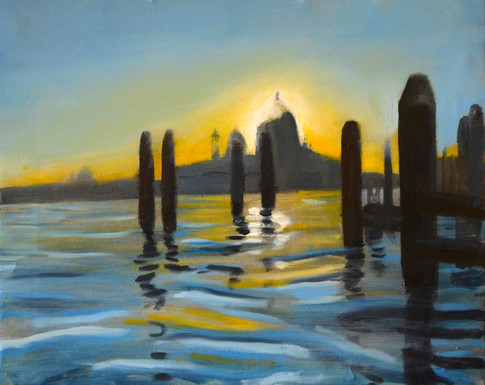* SOLD * Tramonto