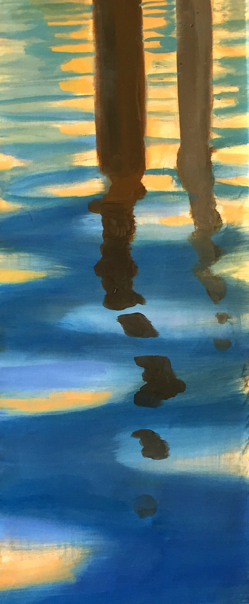 Abstract Lagoon