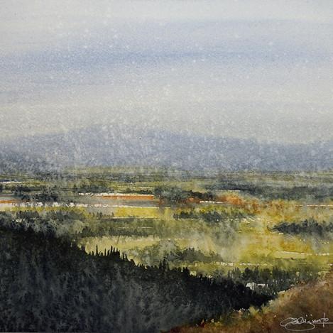 Teton Valley, 11x14