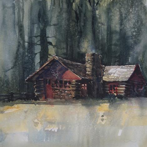 Rustic Cabin @ JA Ranch