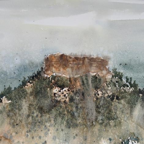 The Rock @ Castlerock, 8x10