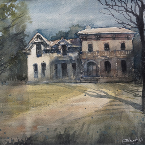 Richards-hart Estate, 12x16