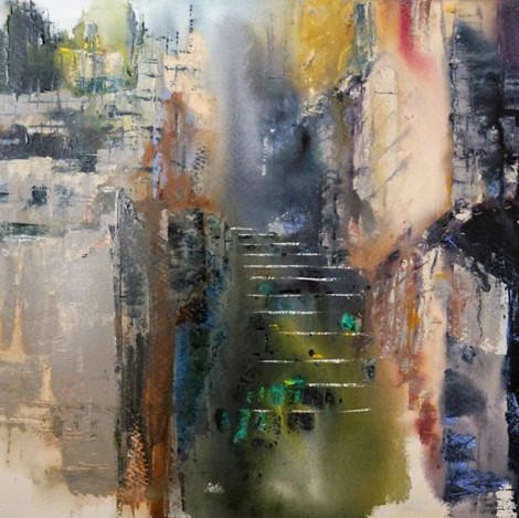 Urban Jungle, 15x22