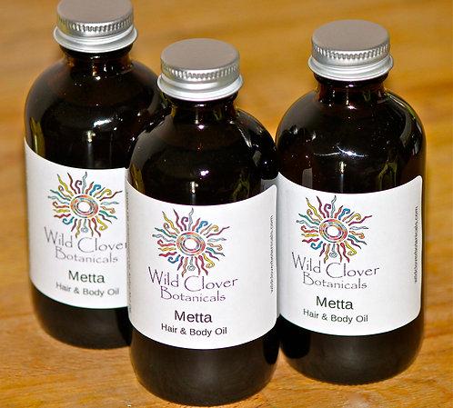 Metta - Hair & Body Oil