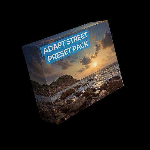 Adapt Street PRESET Pack