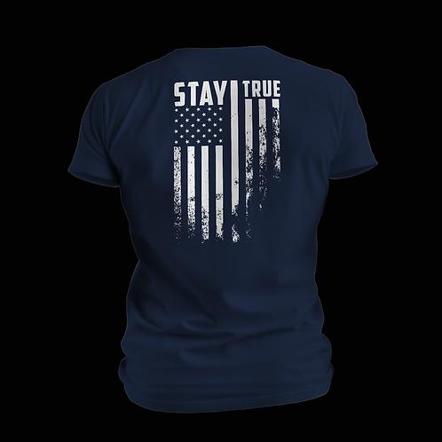 Stay True - Navy
