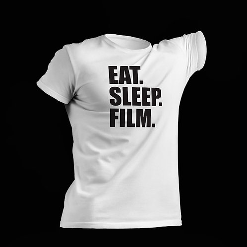 Eat. Sleep. Film