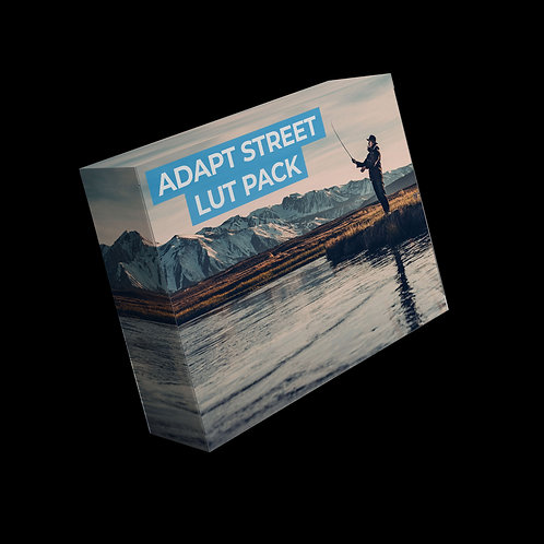 Adapt Street LUT Pack