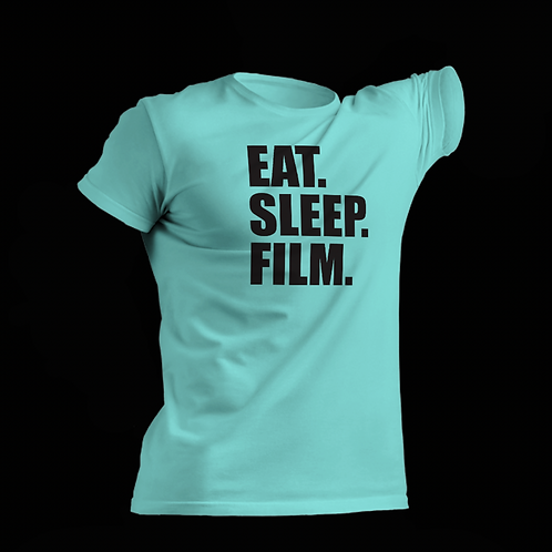 Eat. Sleep. Film - Mint