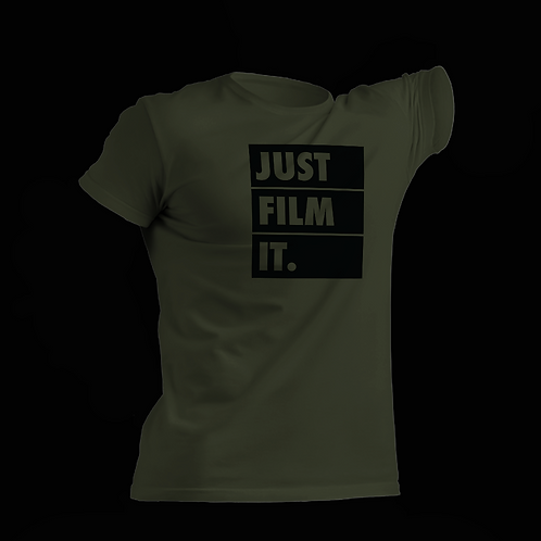 Just Film It - Military Green