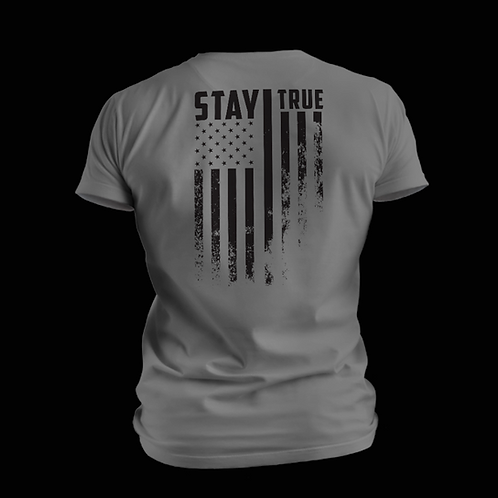Stay True - Grey