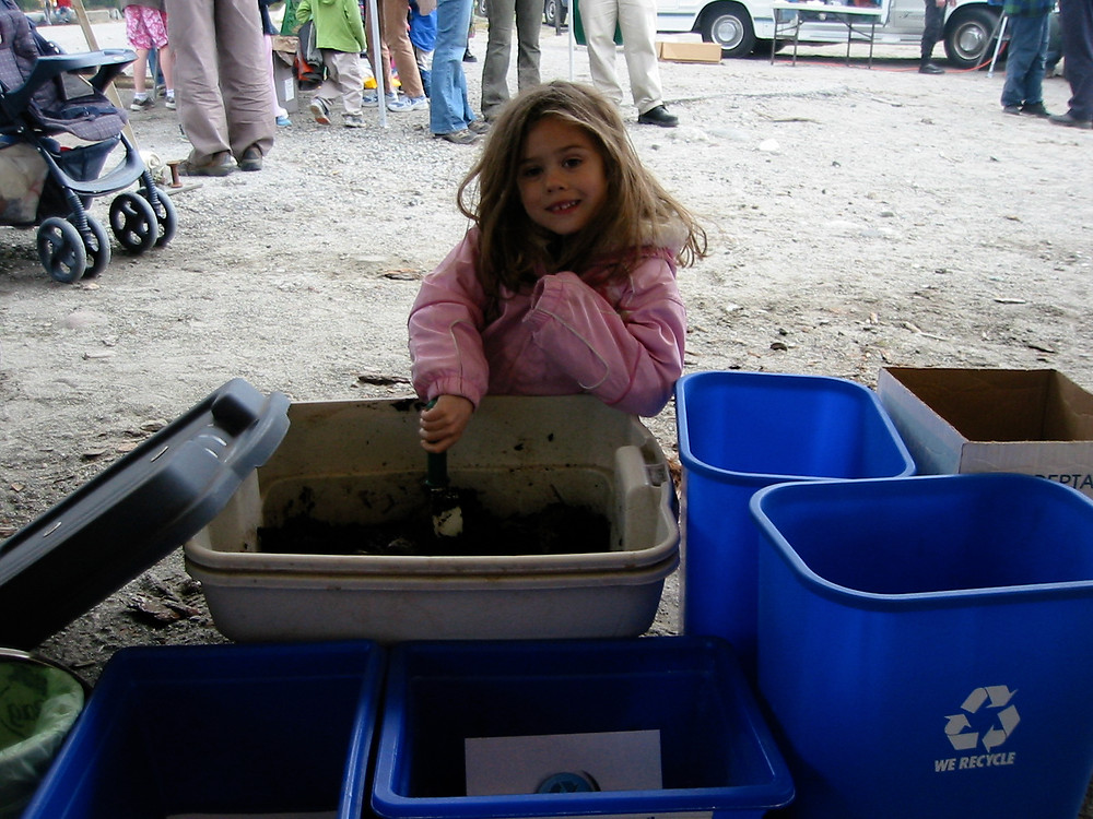 compost & recycle