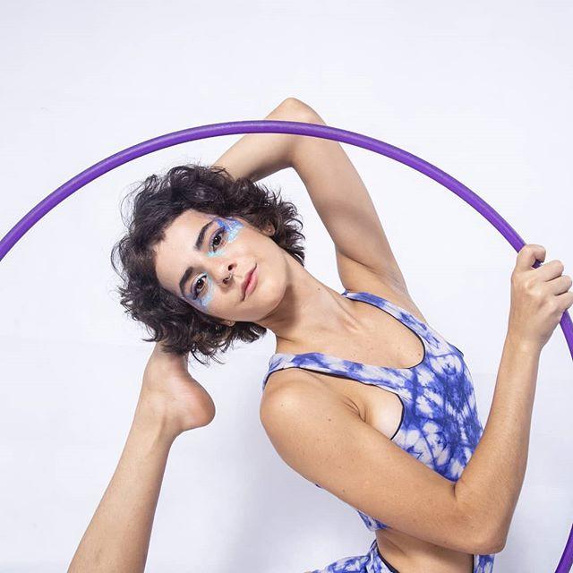 Maísa (circo) ararinha azul