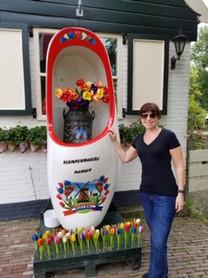 Dina in Belgium