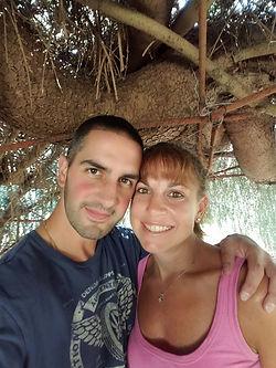 Dina and Joe Adopt
