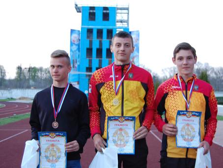 Соревнования по Пожарно - прикладному спорту в Ставропольском крае.